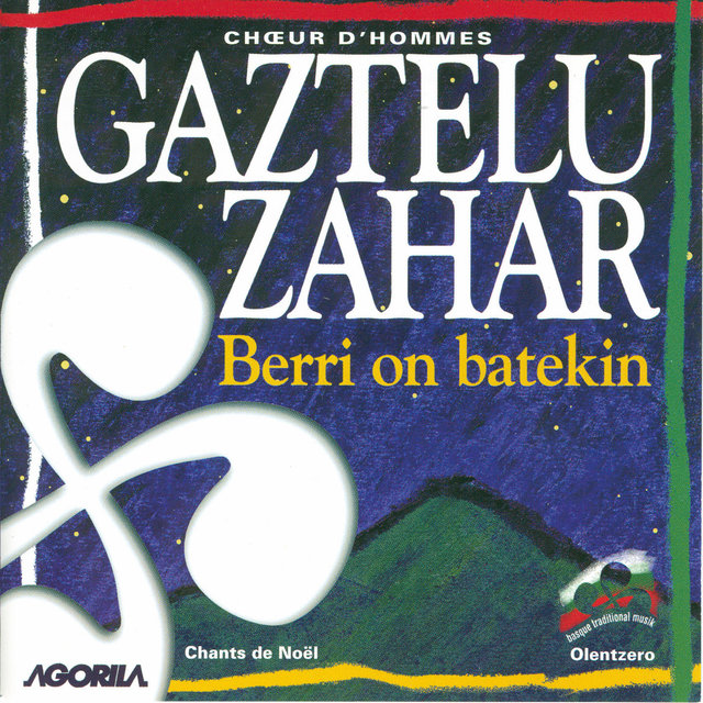Couverture de Berri on Batekin