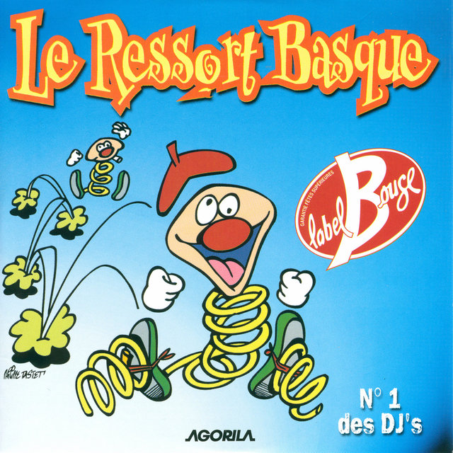 Le ressort basque - EP