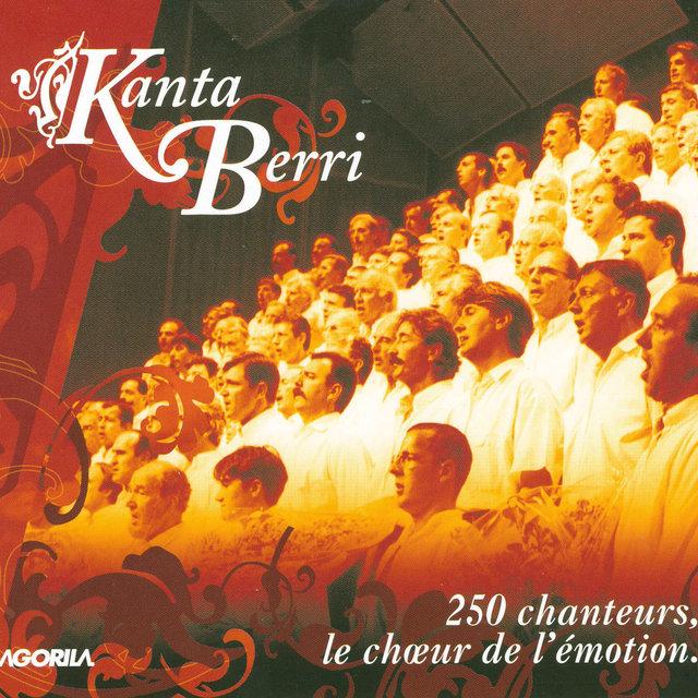 Couverture de Kanta Berri