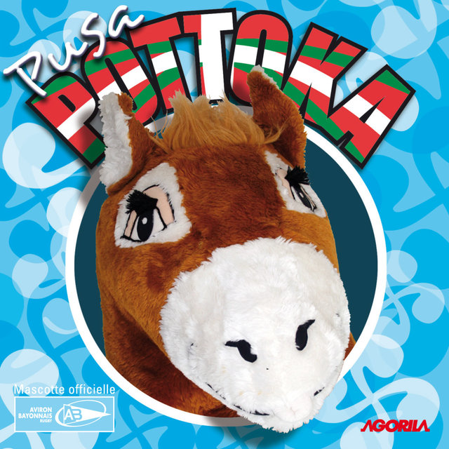 Couverture de Pusa Pottoka - EP