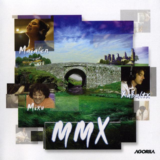 Couverture de MMX
