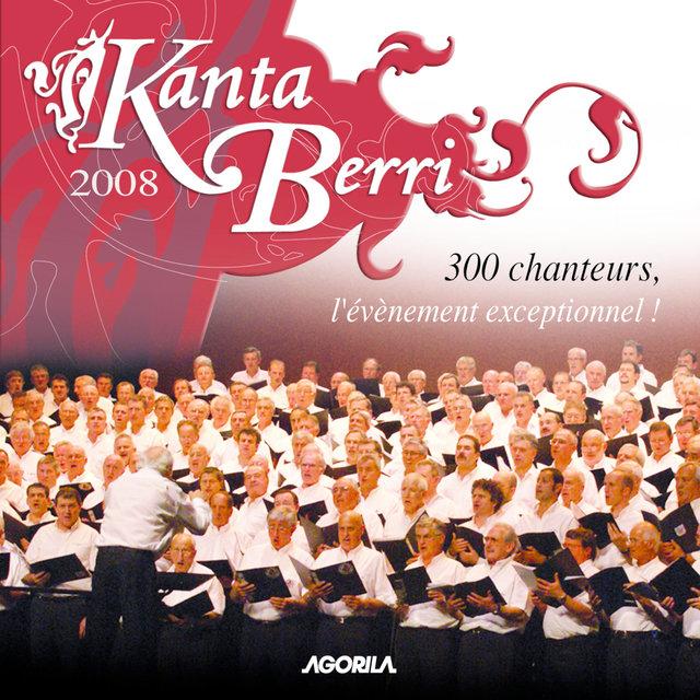 Couverture de Kanta Berri 2008