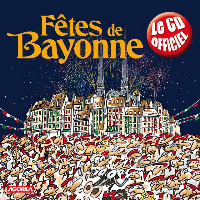 Couverture de Fêtes de Bayonne (Le CD officiel)
