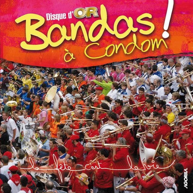 Bandas à Condom: Disque d'or