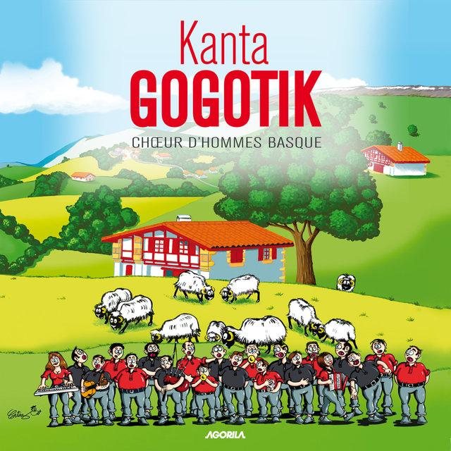 Kanta Gogotik (Choeur d'hommes basque)