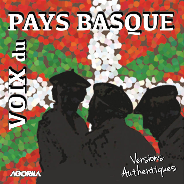 Couverture de Voix du Pays Basque (Versions authentiques)