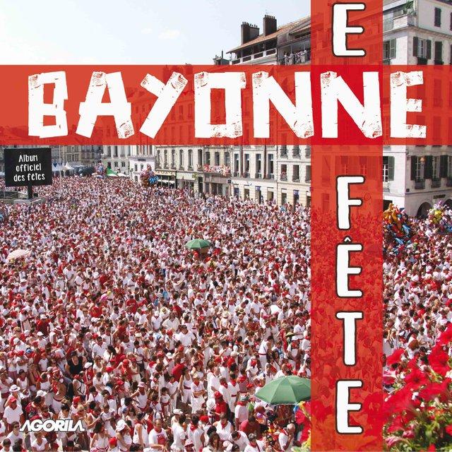 Couverture de Bayonne en fête (Album officiel des fêtes)