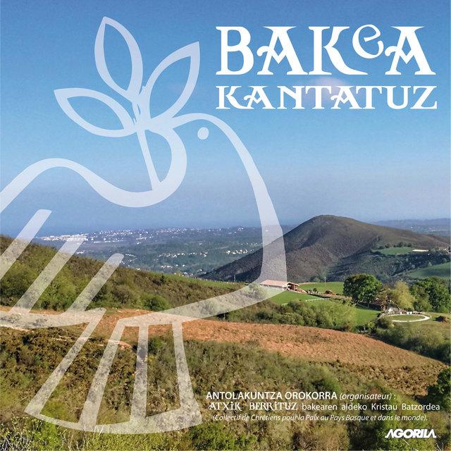 Couverture de Bakea Kantatuz