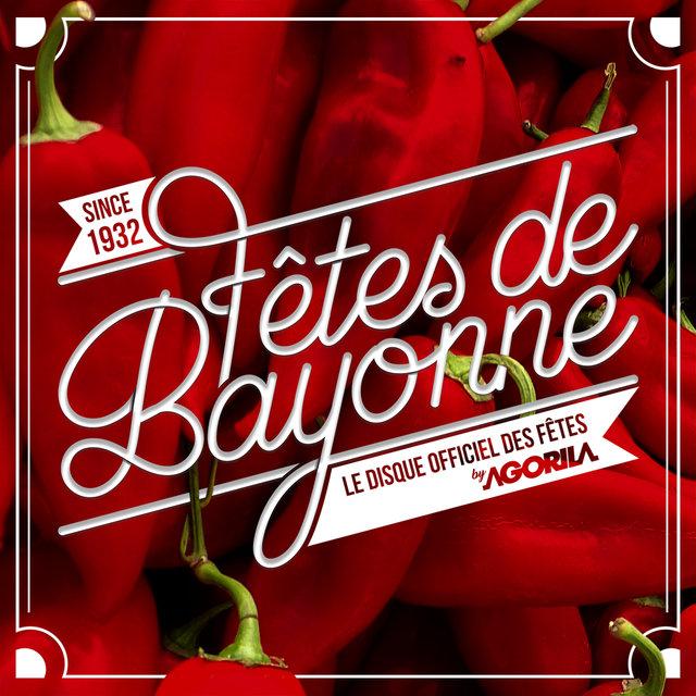 Couverture de Fêtes de Bayonne 2017 (Album officiel)