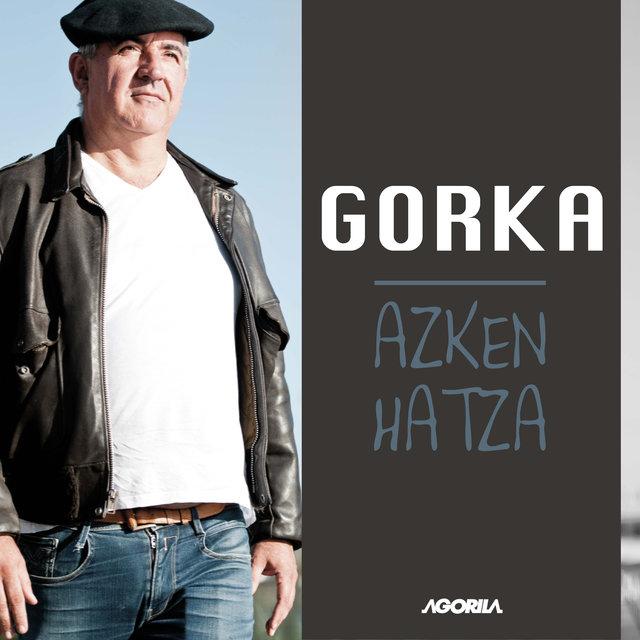 Couverture de Azken hatza