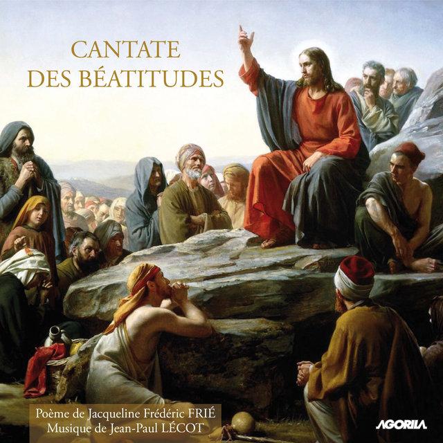 """Couverture de Cantate des Béatitudes """"Heureux vous les pauvres"""""""