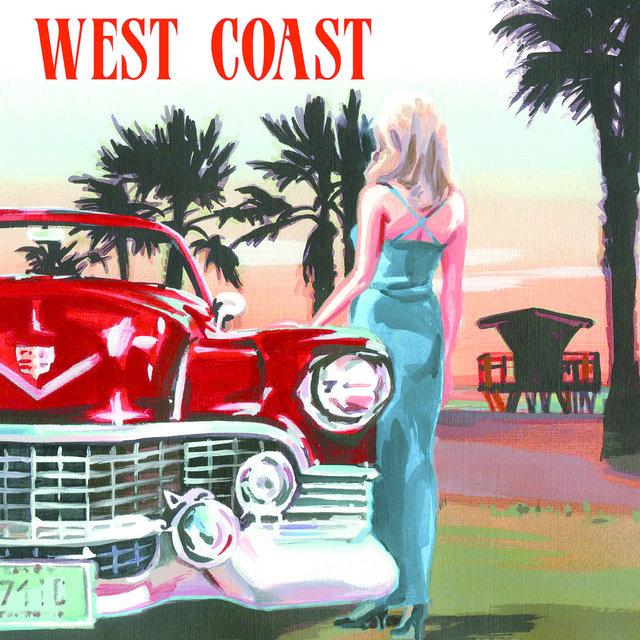 Couverture de West Coast