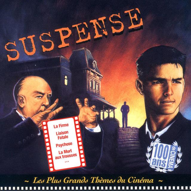 Couverture de Les plus grands thèmes du cinéma: Suspense