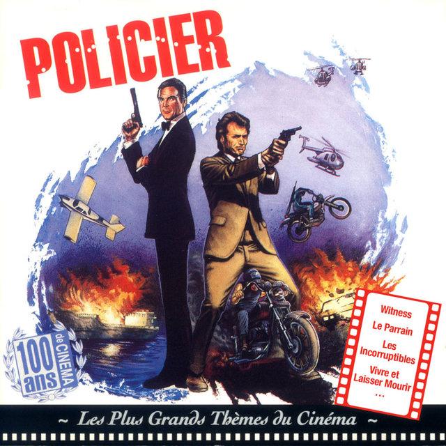 Couverture de Les plus grands thèmes du cinéma: Policier