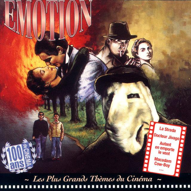 Couverture de Les plus grands thèmes du cinéma: Emotion