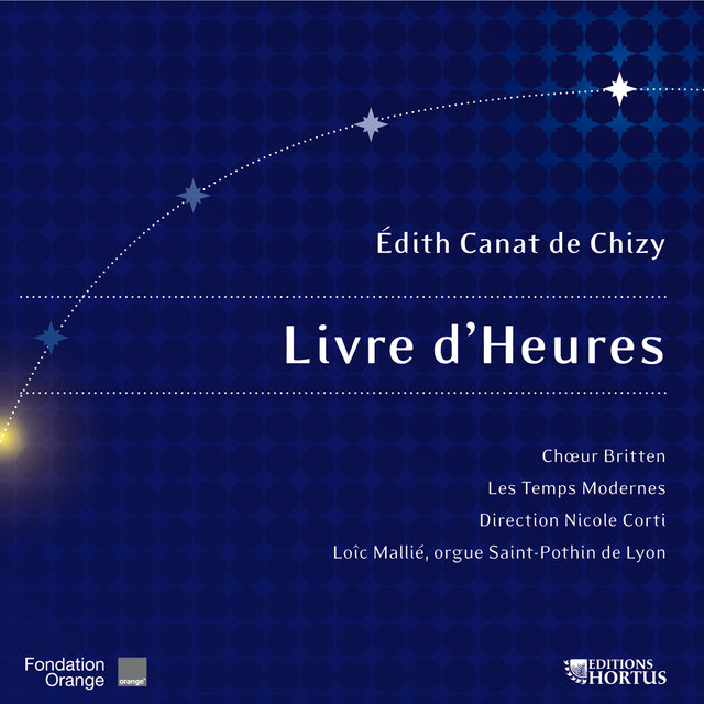 Canat de Chizy: Livre d'heures