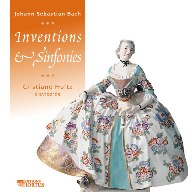 Bach: Inventions et sinfonies