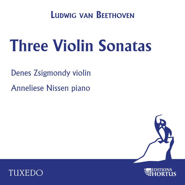 Beethoven: Three Violin Sonatas
