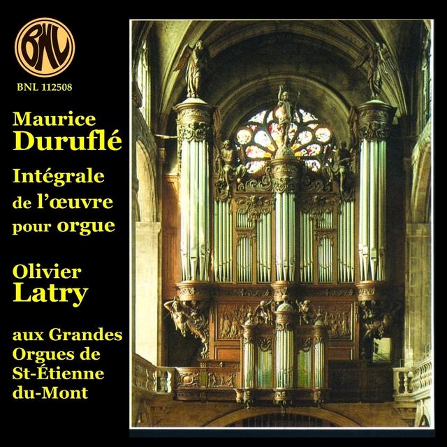 Intégrale orgue