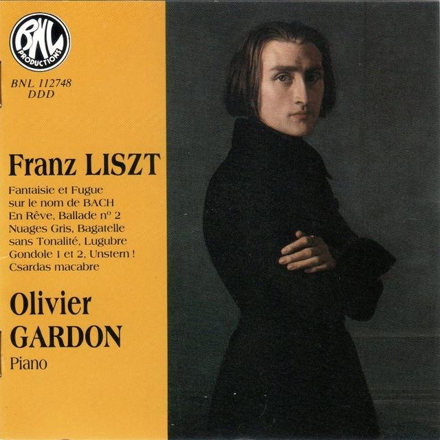 Liszt: Œuvres pour piano