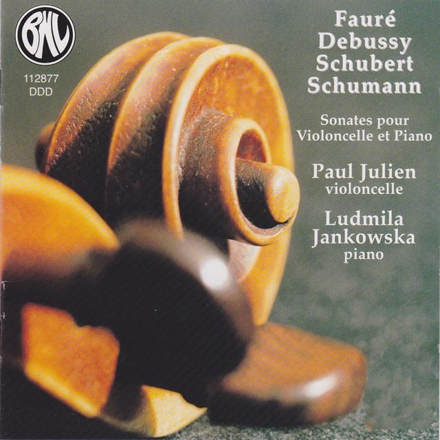 Couverture de Sonates violoncelle et piano