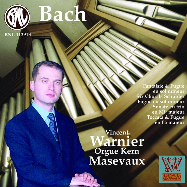 Bach: Oeuvres d'orgue