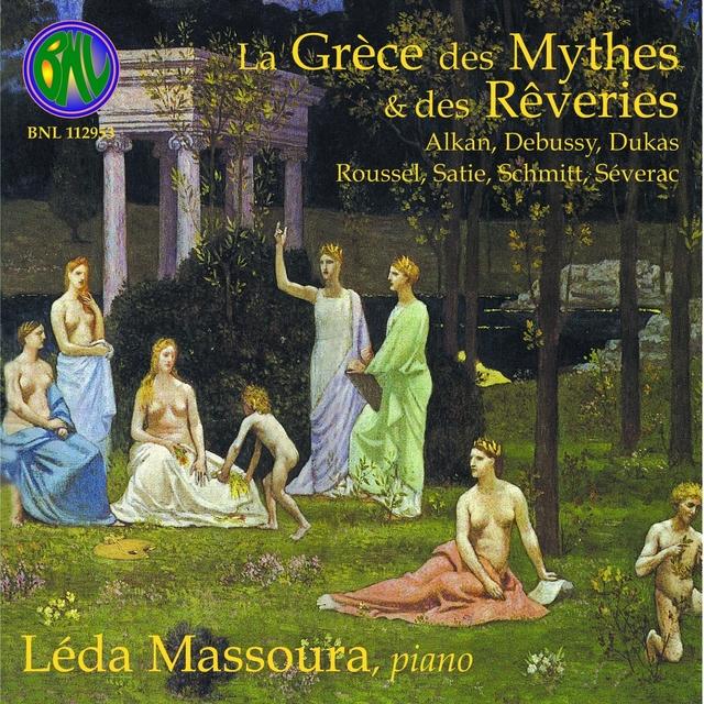 La grèce des mythes et des rêveries