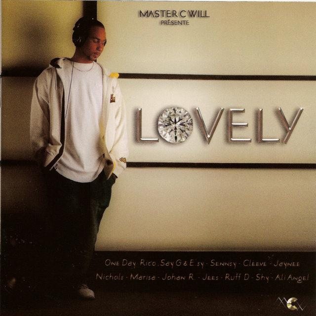 Couverture de Master C Will présente Lovely