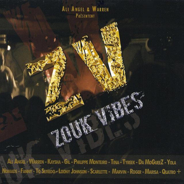 Couverture de Ali Angel & Warren présentent: Zouk Vibes