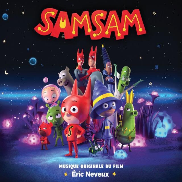 SamSam (Musique originale du film)