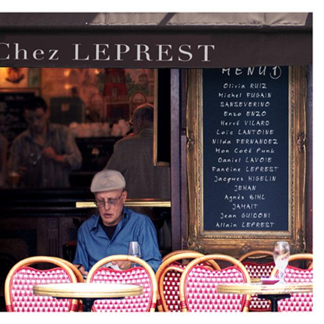 Couverture de Chez Leprest, Vol. 1