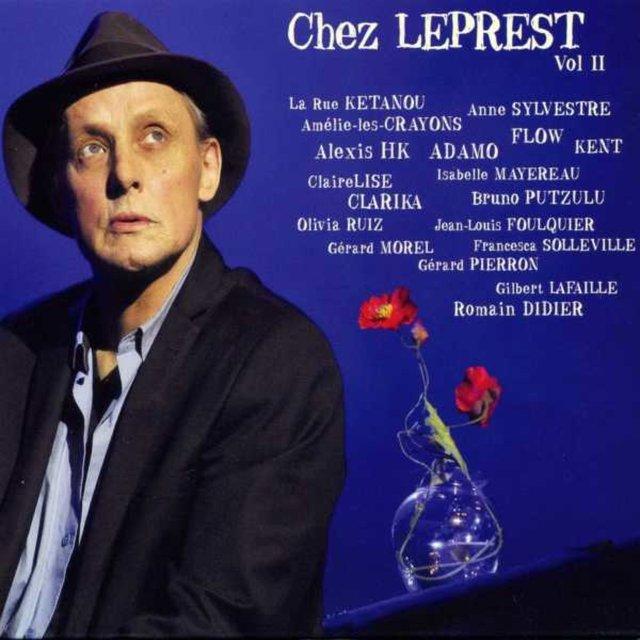 Couverture de Chez Leprest, Vol. 2