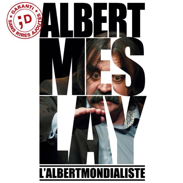 Couverture de L'Albertmondialiste