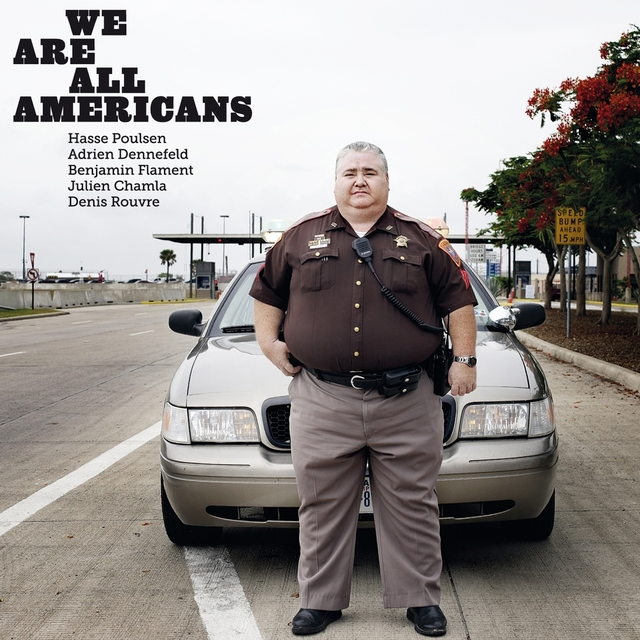Couverture de We Are All Americans