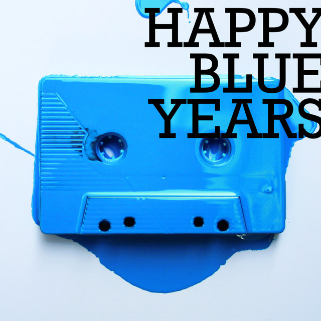 Couverture de Happy Blue Years