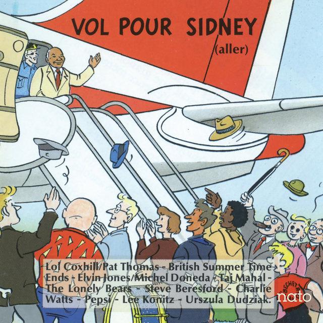Couverture de Vol pour Sidney (Aller)