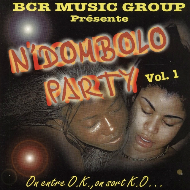 N'Dombolo Party, Vol. 1