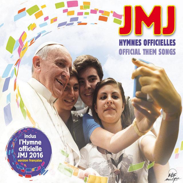 Couverture de JMJ: Hymnes officielles