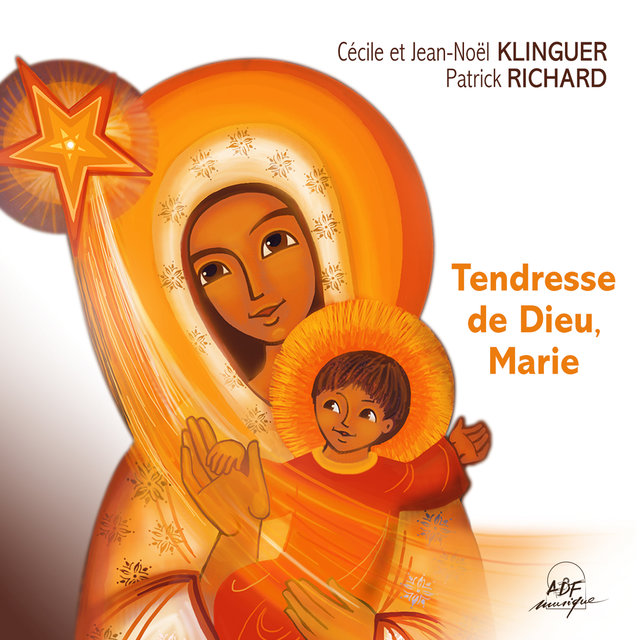 Couverture de Tendresse de Dieu, Marie