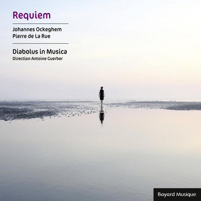 Couverture de Ockeghem & De La Rue: Requiem