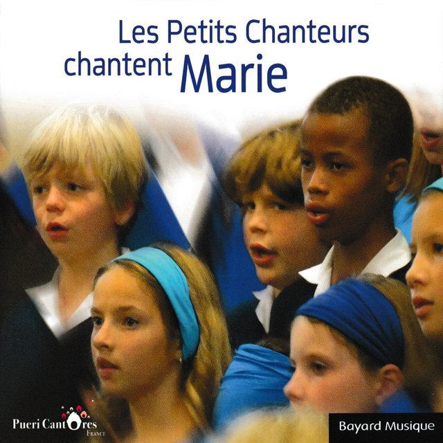 Couverture de Les Petits Chanteurs chantent Marie