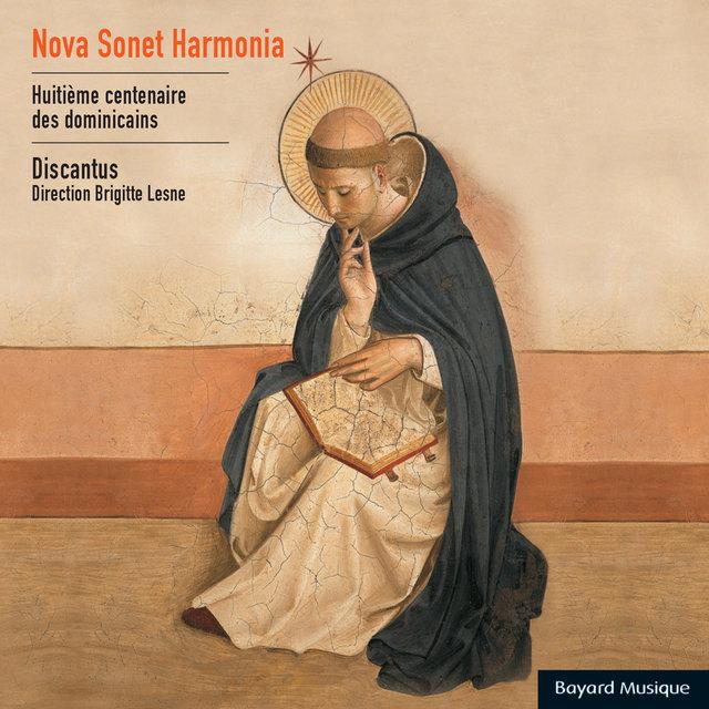 Couverture de Nova Sonet Harmonia: Huitième centenaire des dominicains