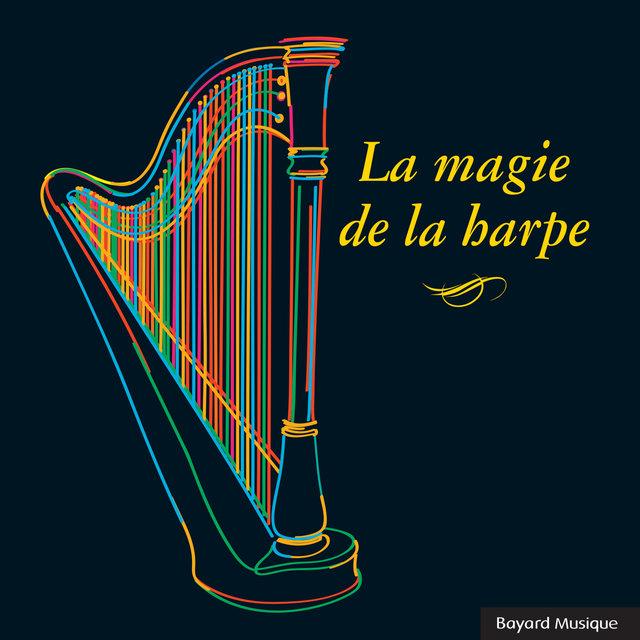 Couverture de La magie de la harpe