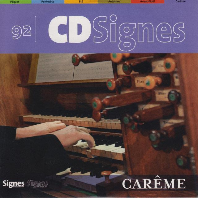 CDSignes 92 Carême