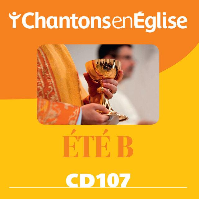 Chantons en Église: Été B (CD 107)