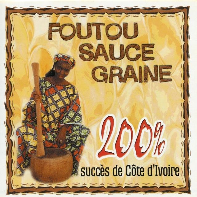 Foutou Sauce Graine