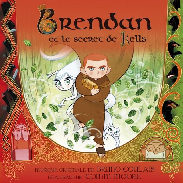 Couverture de Brendan Et Le Secret De Kells