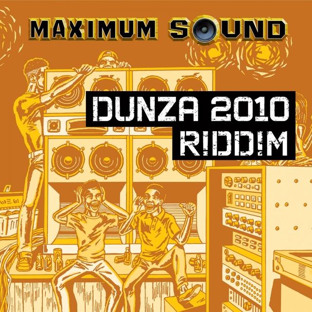 Couverture de Dunza 2010 Riddim