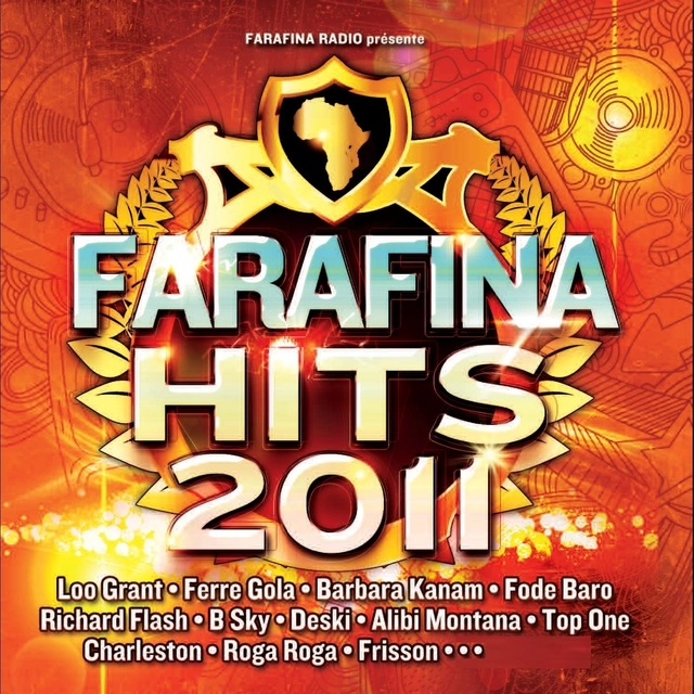 Couverture de Farafina Hits 2011