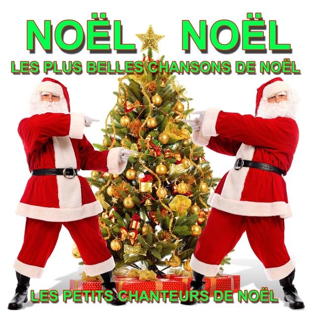 Couverture de Noël Noël : Les plus belles chansons de Noël